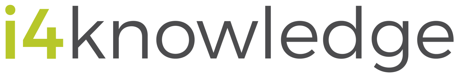 logo i4knowledge
